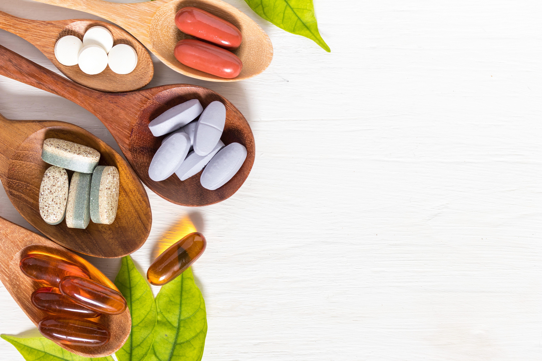 Бады и витамины от известных производителей - купить в интернет-магазине BeautyShop